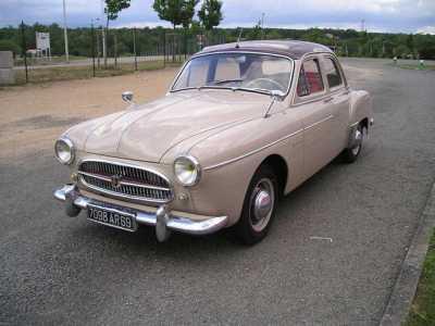 La FREGATE Renault