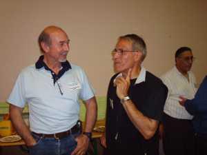 PINET 2008 ---- Pierre RESTIKELLY Jean Pierre TUESTA