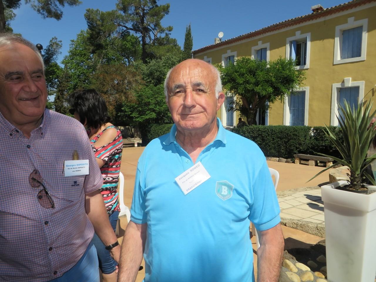 Georges ESPOSITO Jacques ROMEO