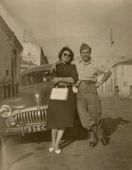 Rosette et  Guy WERY