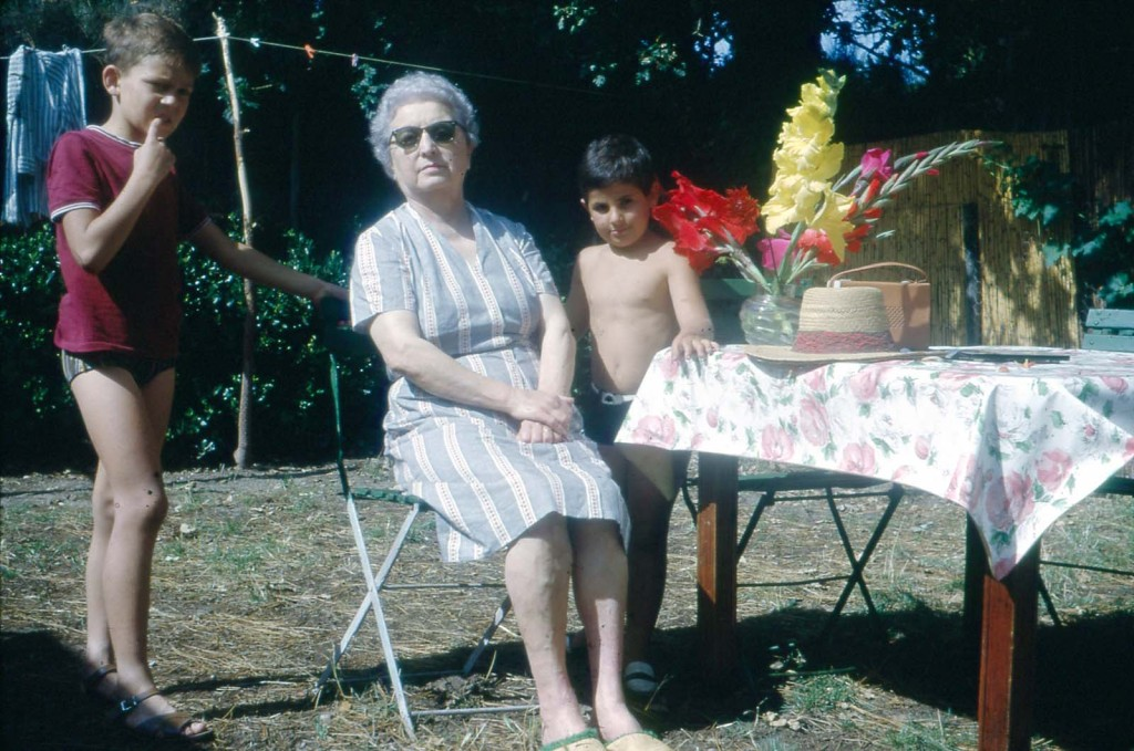 Bernard DUVAL Marie-Rose ROSET un fils ROSET