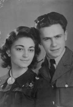 1946-LUBRANO- Rose-Marie-Guy WERY