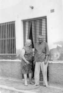 Viviane ALBENTOSA Hyacinthe ALBENTOSA en Espagne