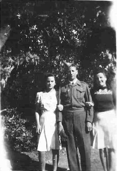 1947 ---- ROUSO Huguette ROUSO Denis Zina, fille d'un Gendarme Kabyle