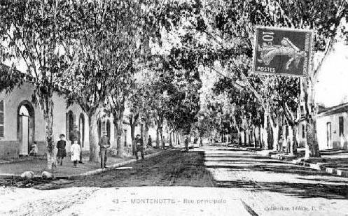 MONTENOTTE - Rue Principale
