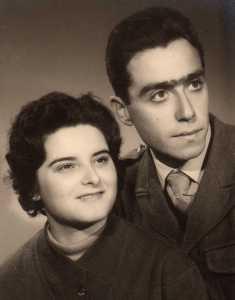 Danielle GRACIANO et Yvan RUSO