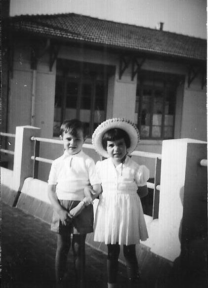 Nicolle SALA  et Jean Pierre OLIVRO