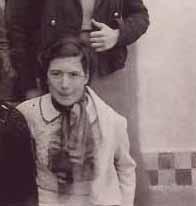 Yvette SALA CIRCA 1936
