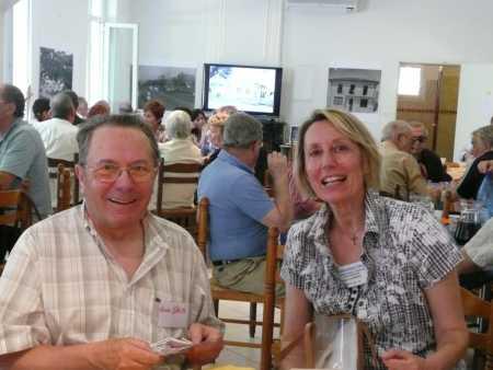 LA VIERE 2009 ---- Claude SALA (Affreville) Christiane SALA