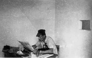 SAS de CAVAIGNAC Lieutenant LENZINI