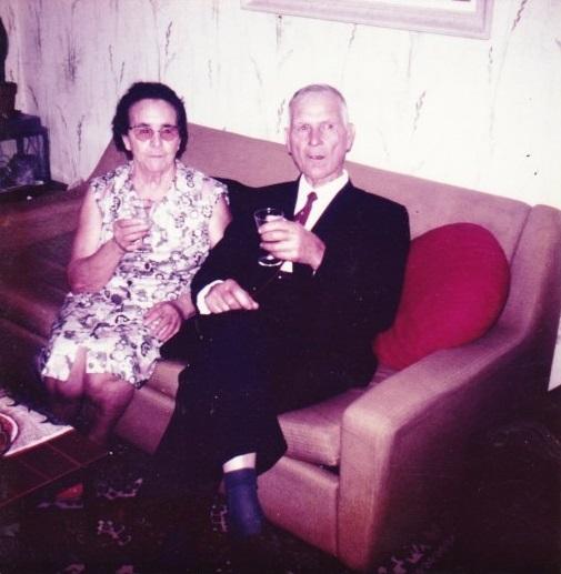 Michel SCOTTO et son Epouse Antoinette CHASSARA
