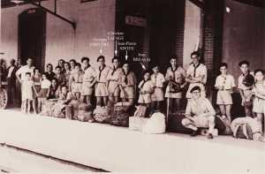 Les Scouts ---- Photo du site  d'ORLEANSVILLE