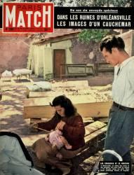 Photo-titre pour cet album: Le TREMBLEMENT de TERRE de 1954