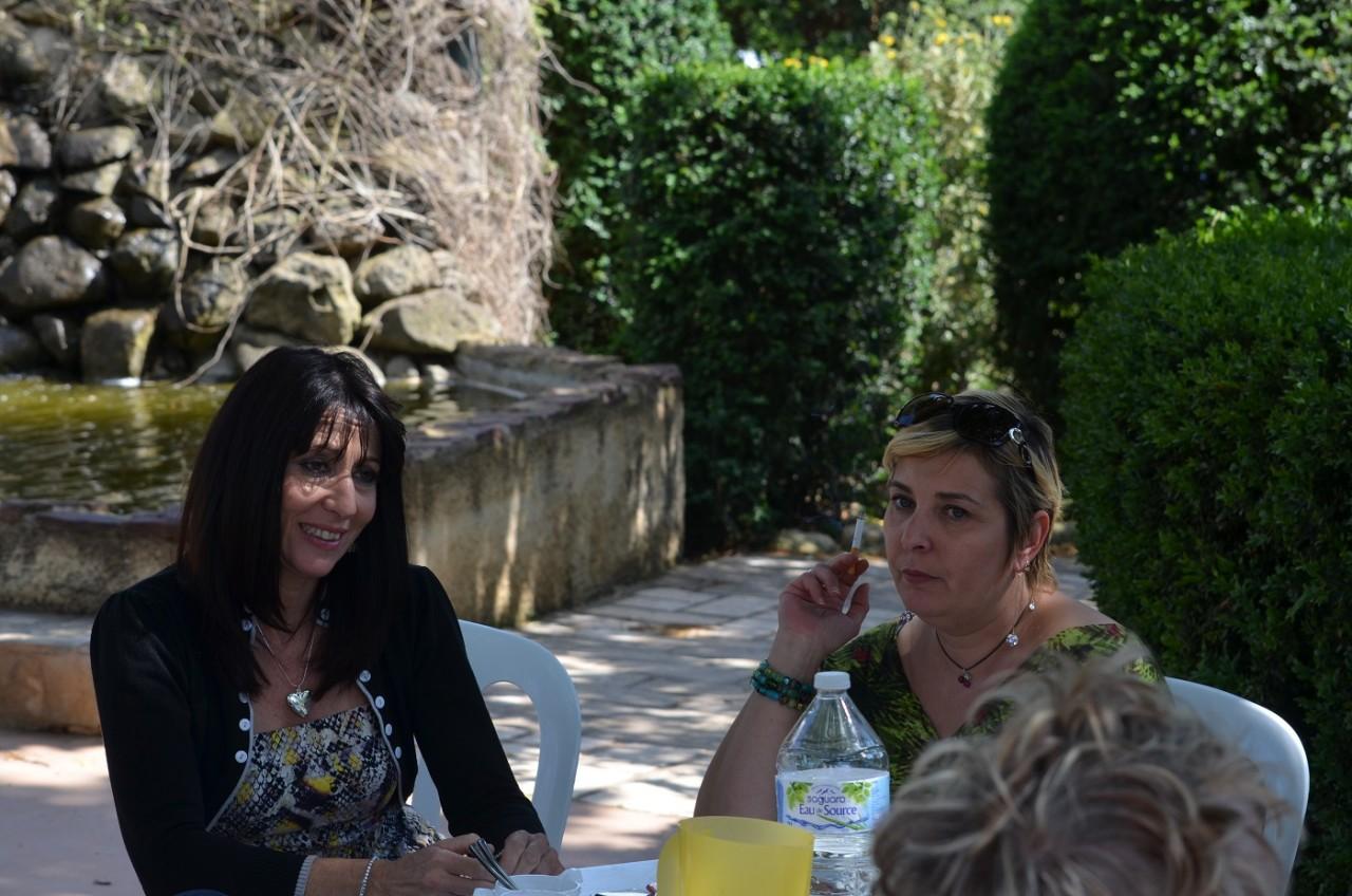 Famille ROUSO ---- Carole MARIN Aline VENTURA