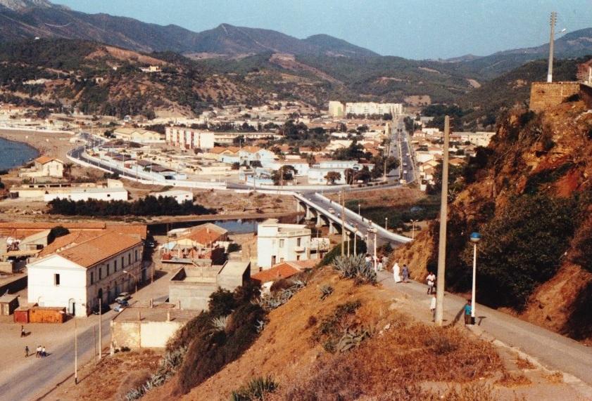 La Grimpette La Marine le Pont l'Ancienne Gare