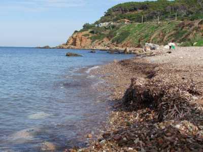 ancienne plage de la Villa Paulette