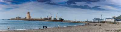 La Plage, Le Port et le Dock BERGONZOLI