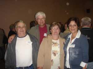 PINET 2008 ---- Jacky TORREGROSSA Bruno GOTNICH Alice TORREGROSSA Patricia FANTONI