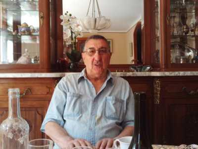 Louis XICLUNA   84 ans Fils de Charles et Yvonne XICLUNA  TENES / ALGER / CAGNES / TOULOUSE