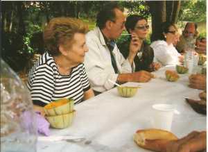 Olga PEREZ Son Epoux DEJOUANY x x x x