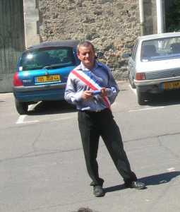 Christian JANTEL fils de Louis JANTEL et paulette  MAZZELLA adjoint au maire de Tourbes en 2007 puis Maire en 2009
