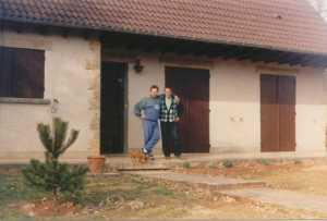 Henri YVARS et  Jean Pierre TUESTA