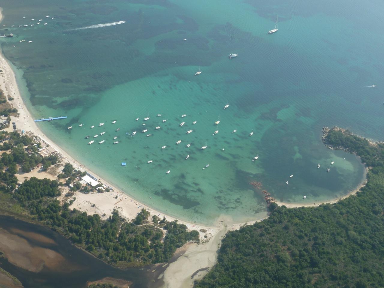 Une plage de PORTO VECCHIO