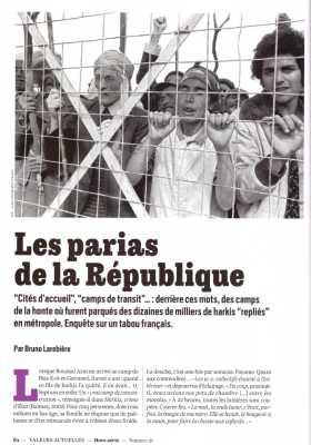 Les HARKIS Parias de la France