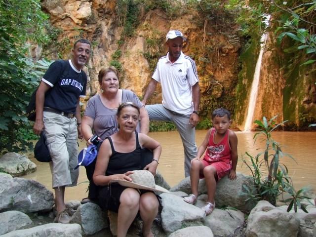 La Cascade de Taragna