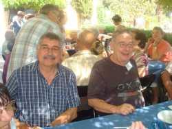 LA VIERE 2009 ---- Yvon VICIDOMINI Georges VICIDOMINI