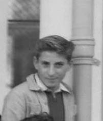 VICIDOMINI Jean-Pierre en 1953 ----
