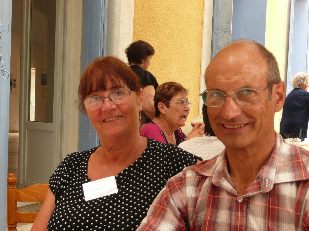 Annie et Alain GABET