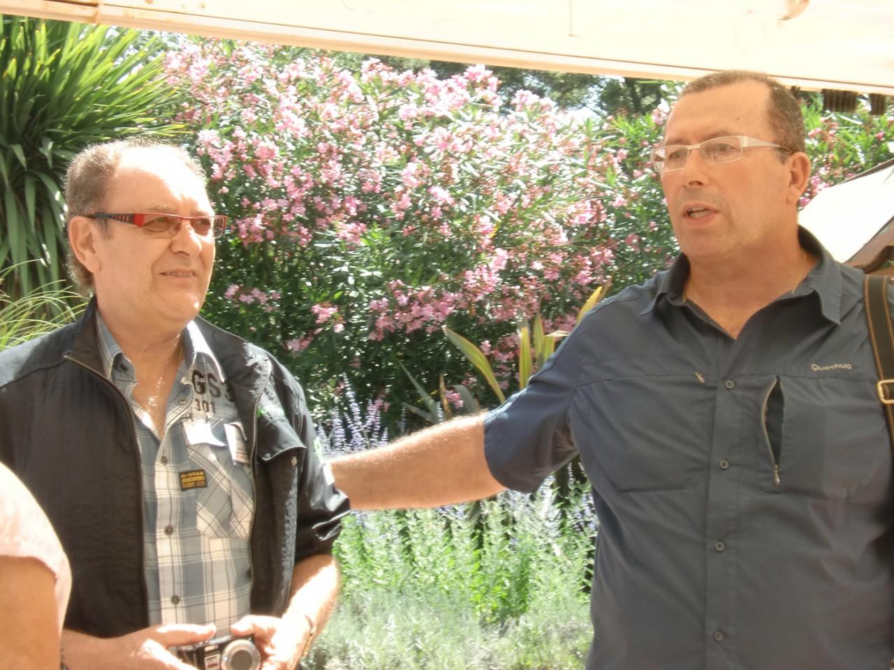Alain DI MEGLIO Francis ALBENTOSA