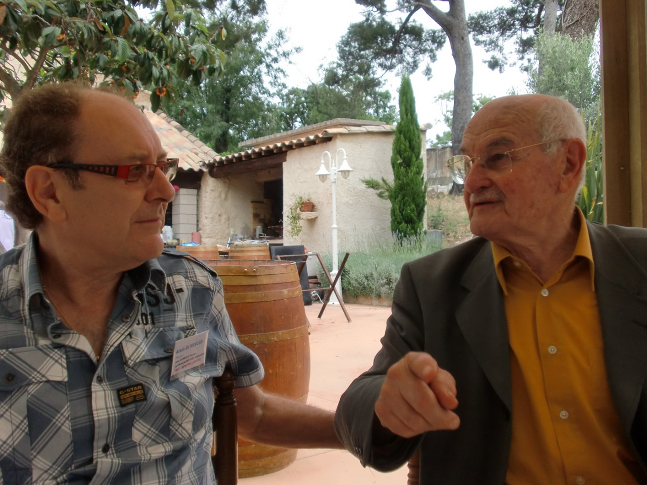 Alain DI MEGLIO Pierre PARENTI