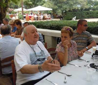 Marc LANGENDORF Zouzou et son Beau-fils Eric