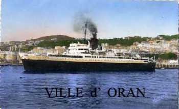 VILLE D'ORAN