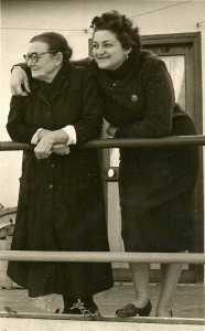 Jeanne et Rose-Marie LUBRANO