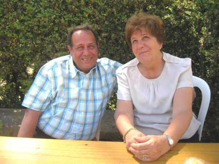 Daniel et Angela WERY