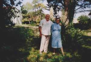 Albert GUYET et Francine XICLUNA ---- 2005 - St JEAN de MONTS