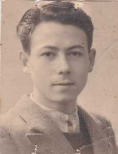 "Yves XIMENES ""Vonvon"" -  1949 ---- Photos de Philippe XIMENES"