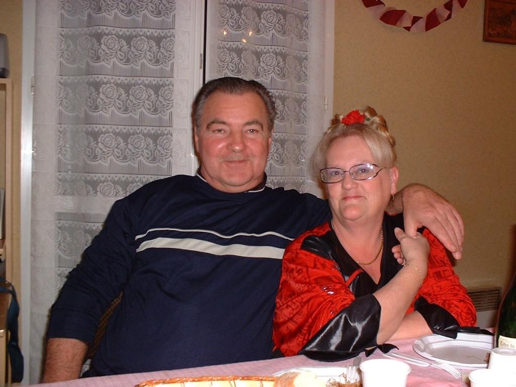 DELASSUS Daniel et Jacqueline RETIF ---- 07 PRIVAS ----   FAMILLE RETIF