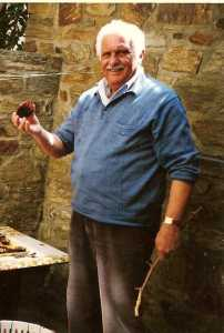 Jean Pierre ESPI Mai 1996  ---- 66-COLLIOURES ----   FAMILLE ESPI