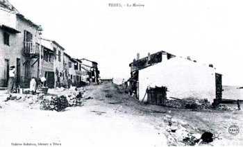 TENES - LA MARINE - 1900