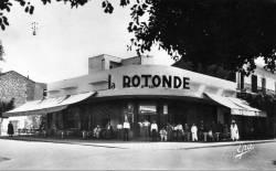 Photo-titre pour cet album: La Rotonde  Photos de Jacques TORRES