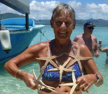 Christiane CAMILLERI ---- CAP d'AGDE (34) ---- Dimanche ----   FAMILLE CAMILLERI  -----