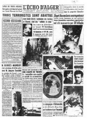 27 Aout 1957