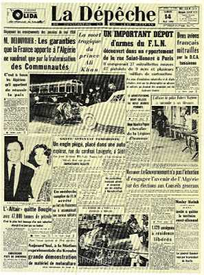 lundi 14 mai 1960