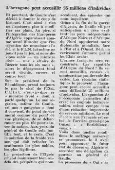 Paris Match - mars 1962