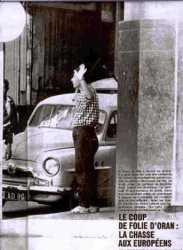 ORAN - 5 Juillet 1962