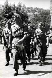 14 Juillet 1957 - BENI-SAF en ORANIE - Lieutenant Henry Le QUERE